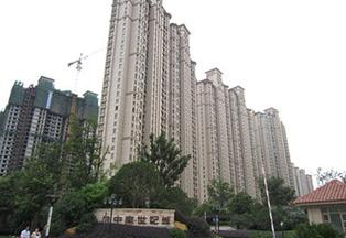 Nantong central south century city 28 apartment